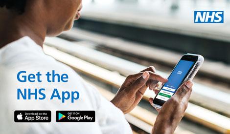 Get the NHS app